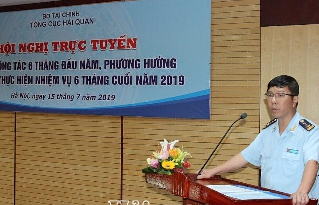 ong luu manh tuong cuc truong cuc thue xnk thu 1854 ty dong tu cac bien phap chong that thu