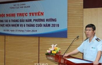 Ông Lưu Mạnh Tưởng- Cục trưởng Cục Thuế XNK: Thu 1.854 tỷ đồng từ các biện pháp chống thất thu