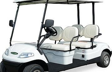 xe chay trong san golf phai chiu thue tieu thu dac biet