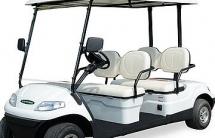 Xe chạy trong sân golf phải chịu thuế Tiêu thụ đặc biệt