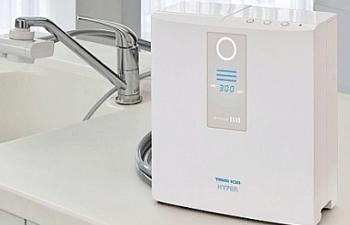 Thiết bị điện phân nước tạo ion chịu thuế NK 5%