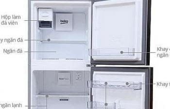 Tủ lạnh sử dụng trong gia đình chịu thuế NK 25%