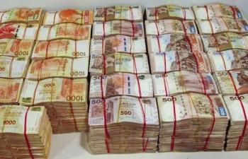 Triệt phá đường dây rửa tiền gần 499 tỷ đồng