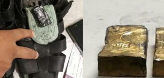 Hải quan Nga khám phá vụ buôn lậu vàng bằng đế giầy