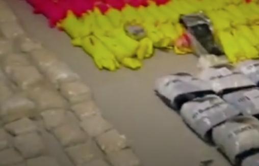 Thu giữ hơn 663kg ma túy