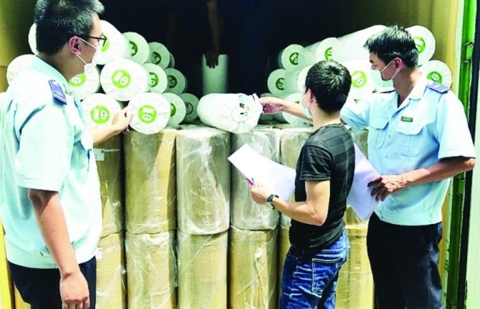 Doanh nghiệp FDI muốn tái xuất nguyên liệu