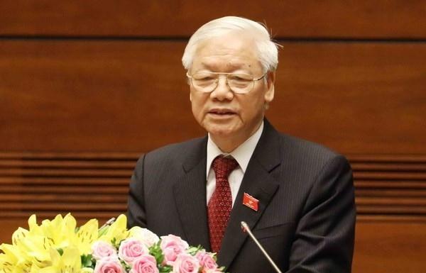 Tổng Bí thư Nguyễn Phú Trọng ra lời kêu gọi phòng, chống dịch Covid-19