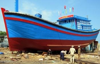 Sửa quy định trả nợ đối với một số khoản vay đóng tàu