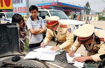 Tiền phạt vi phạm giao thông phải nộp 100% vào ngân sách, Công an không được giữ lại