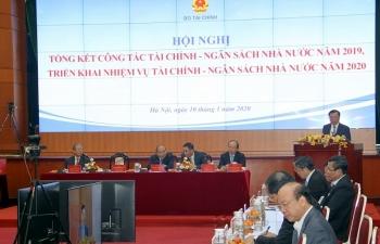 Bộ Tài chính ban hành kế hoạch hành động thực hiện Nghị quyết 01/NQ-CP