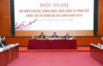 Bộ Tài chính nỗ lực vượt thách thức, quyết tâm thực hiện thắng lợi nhiệm vụ năm 2020