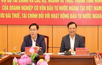 Phó Thủ tướng Vương Đình Huệ: Cần cơ chế ưu đãi linh hoạt hơn để thu hút các dự án FDI lớn