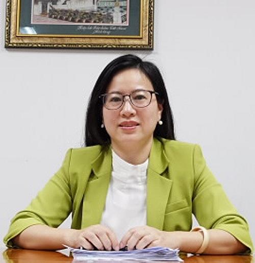 Bà Nguyễn Thị Thanh Hằng.