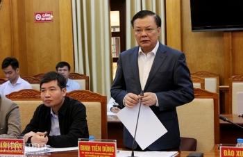 """Bộ trưởng Đinh Tiến Dũng: Bắc Giang cần phát huy những """"cái nhất"""""""
