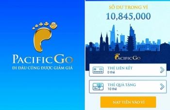 PacificGo - ứng dụng tìm kiếm địa điểm và tiêu dùng thông minh