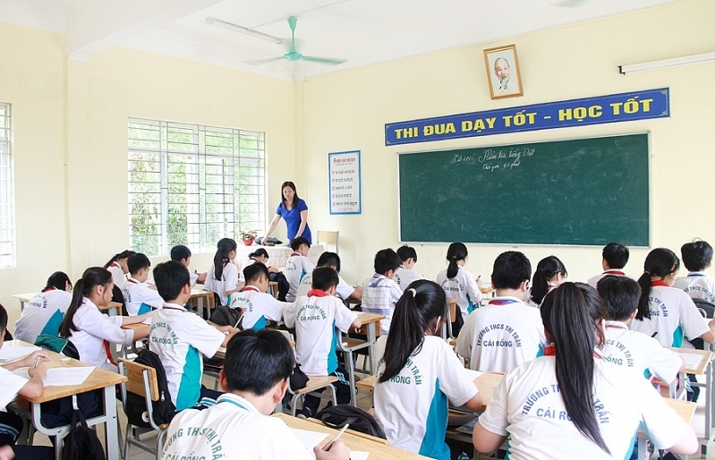 Mức học phí giáo dục phổ thông hiện tại rất thấp so với chi phí đào tạo