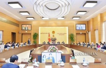Thường vụ Quốc hội chuẩn bị thảo luận lần đầu dự án Luật Chứng khoán
