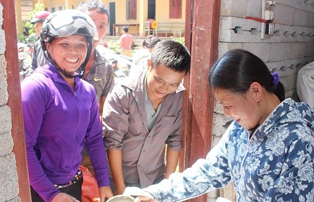 Dự trữ Nam Trung Bộ cấp đủ gạo dự trữ cho học sinh nghèo