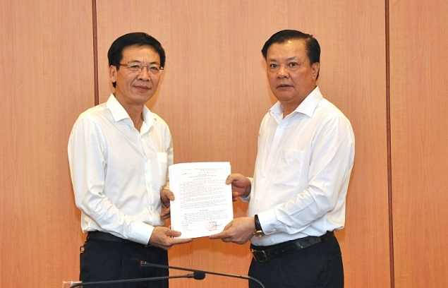 Bổ nhiệm ông La Văn Thịnh làm Cục trưởng Cục Quản lý công sản