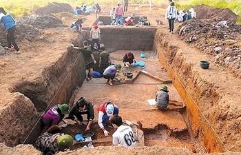 Sửa mức chi ngân sách cho thăm dò, khai quật khảo cổ