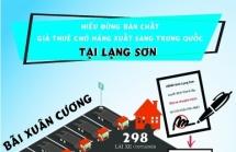 infographics hieu dung ban chat gia thue cho hang xuat sang trung quoc tai lang son