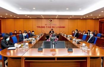 Bộ Tài chính duy trì nghiêm các giải pháp phòng, chống dịch Covid-19