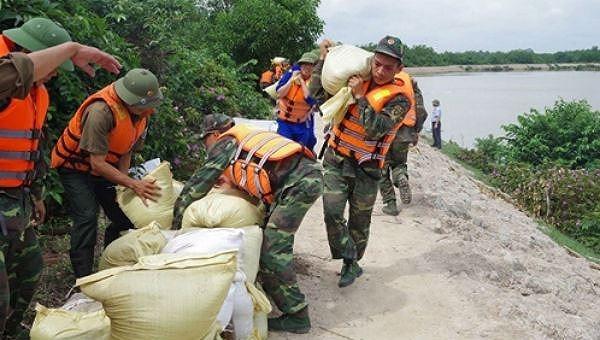 Ngân sách nhà nước đảm bảo phần lớn kinh phí chỉ đạo phòng, chống thiên tai và tìm kiếm cứu nạn
