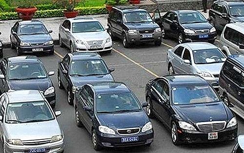 tiêu chuẩn, định mức xe ô tô chuyên dùng