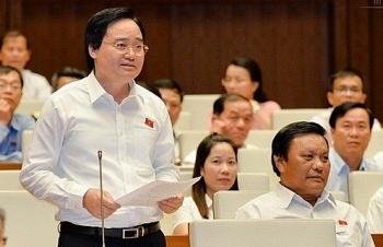 Đại biểu gay gắt vì gian lận thi cử, Bộ trưởng Giáo dục và Đào tạo nhận trách nhiệm 3 việc