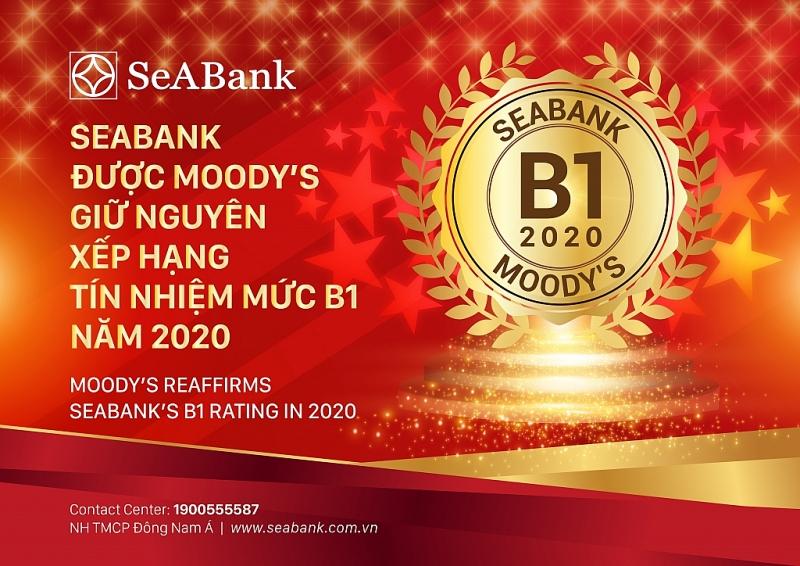 seabank duoc moodys giu xep hang tin nhiem b1