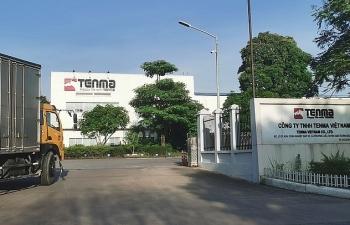 Tạm đình chỉ công tác cán bộ thuế, hải quan liên quan đến vụ hối lộ của Tenma Việt Nam