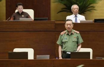 Bộ trưởng Bộ Công an: Không để Việt Nam thành điểm trung chuyển ma túy của thế giới