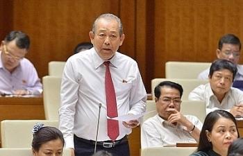 Phó Thủ tướng: Sẽ tăng mức phạt việc uống rượu bia tham gia giao thông
