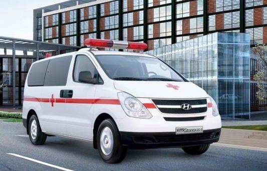 Bộ, địa phương chủ động quyết định tiếp nhận tài trợ xe cứu thương