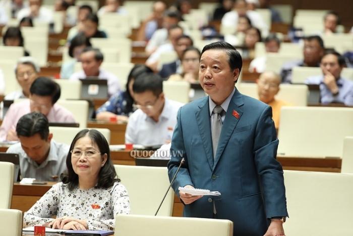 Bộ trưởng Bộ Tài nguyên: Xác định rõ hơn trách nhiệm quản lý nhà nước trong đảm bảo an ninh, an toàn nguồn nước