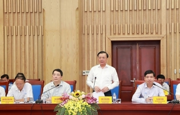 Bộ trưởng Đinh Tiến Dũng: Nghệ An có bước phát triển thực chất