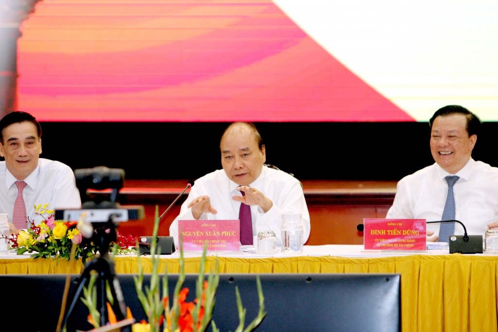 Thủ tướng: Ngành Tài chính phải bảo đảm dự toán thu chi ngân sách đã đề ra
