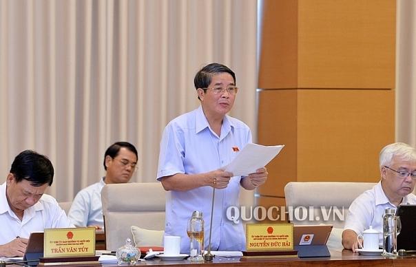 Trình Quốc hộiNghị quyết xử lý tiền nợ thuế không còn khả năng thu tại kỳ họp thứ 8