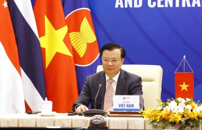 Dịch Covid-19 không ngăn cản được những hoạt động hợp tác tài chính của ASEAN+3