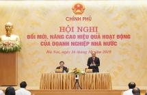 thu tuong chu tri hoi nghi doi moi nang cao hieu qua hoat dong doanh nghiep nha nuoc