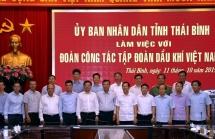 pv gas tham gia giai quyet vuong mac cho nhiet dien thai binh