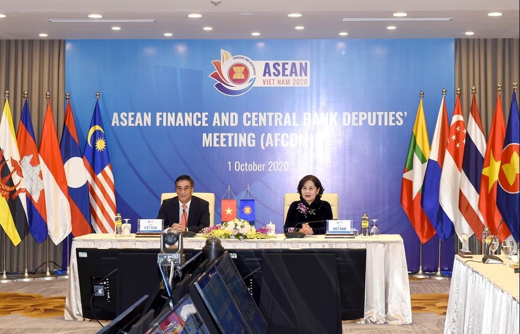 Hội nghị Thứ trưởng Tài chính và Phó Thống đốc Ngân hàng  Trung ương ASEAN