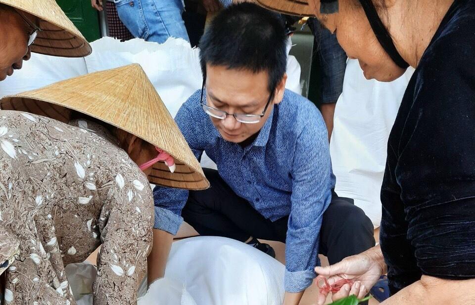 Đoàn Thanh niên ngành Tài chính vận động ủng hộ đồng bào miền Trung