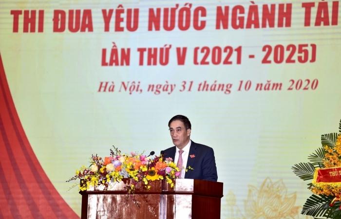Ngành Tài chính phát động phong trào thi đua phấn đấu thực hiện thắng lợi nhiệm vụ tài chính - ngân sách 2021-2025