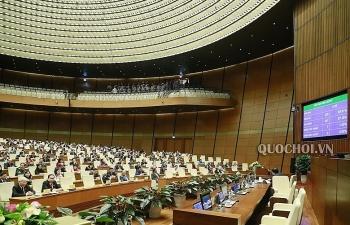 Chính thức thông qua Nghị quyết kỳ họp thứ 8, Quốc hội khóa XIV