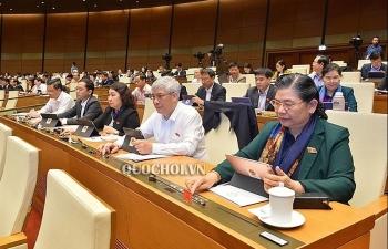 Công bố 18 nghị quyết của Quốc hội và Ủy ban Thường vụ Quốc hội