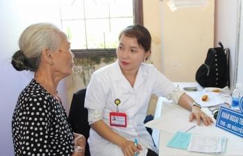 PV GAS phối hợp khám chữa bệnh tại Cà Mau