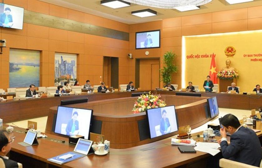 Xem xét dự kiến số lượng, cơ cấu đại biểu Quốc hội khóa XV
