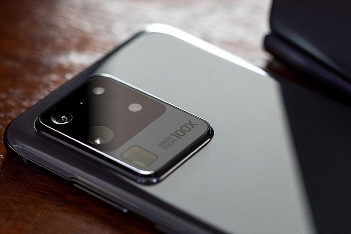 Sắp có smartphone trang bị camera khủng 200 MP?