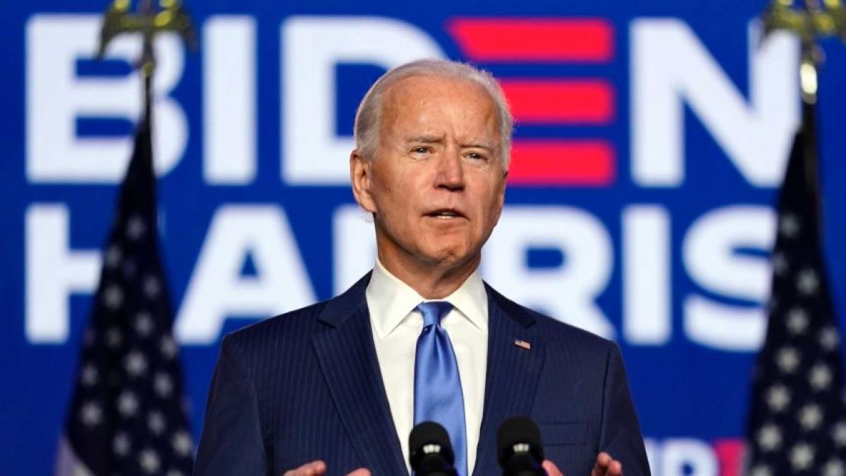 Tổng thống đắc cử Joe Biden. Ảnh: ABC.